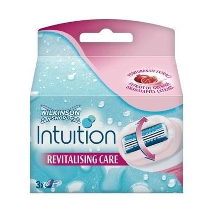 Wilkinson Intuition náhradní hlavice 3 ks