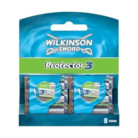 Wilkinson Protector 3 náhradní hlavice 8 ks