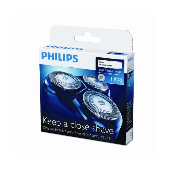 Philips holicí frézky HQ8/50, 3 ks