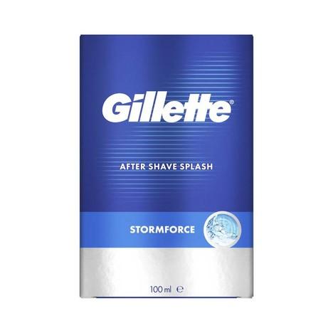 Gillette Blue Storm Force voda po holení 100 ml