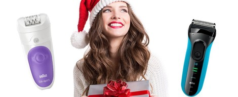 Vyhrajte ještě před Vánoci holicí strojek nebo epilátor! SOUTĚŽ SKONČILA!
