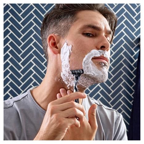 Gillette Mach3 náhradní hlavice 8 ks