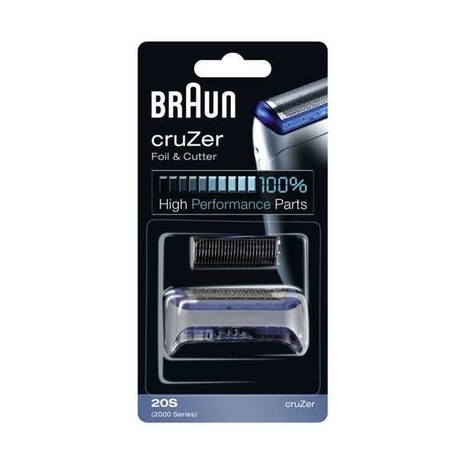 Braun CombiPack Series1/Z - 20S břit + folie