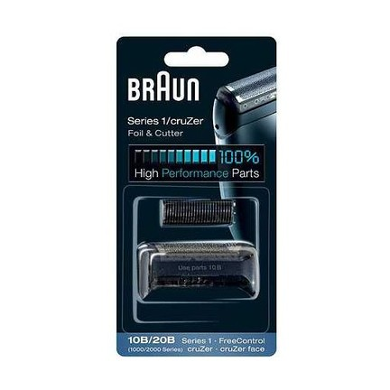 Braun CombiPack 1000/2000 Series 10B / 20B břit + folie