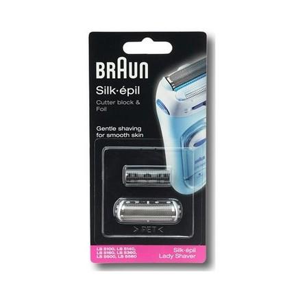 Braun Silk-épil Lady Shaver náhradní folie & břitový blok