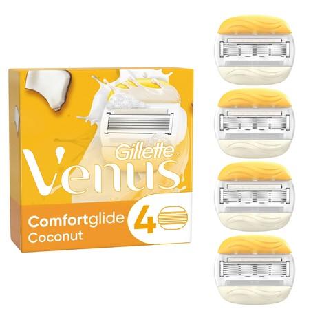 Gillette Venus Olay náhradní hlavice 4 ks
