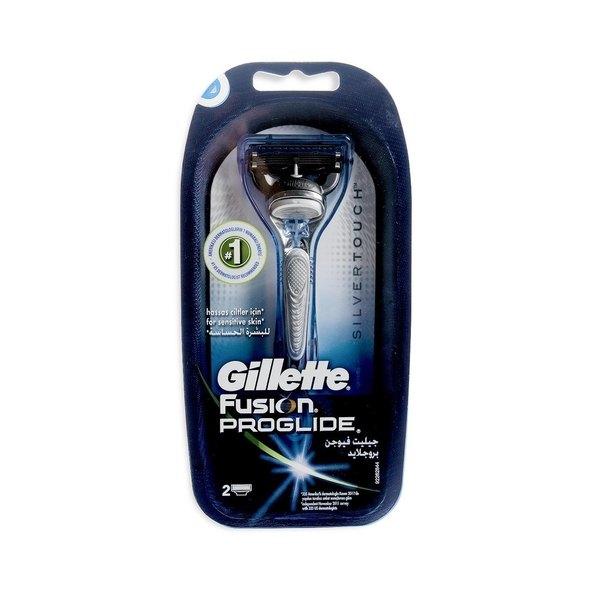 Gillette Fusion Proglide Manual SilverTouch holicí strojek