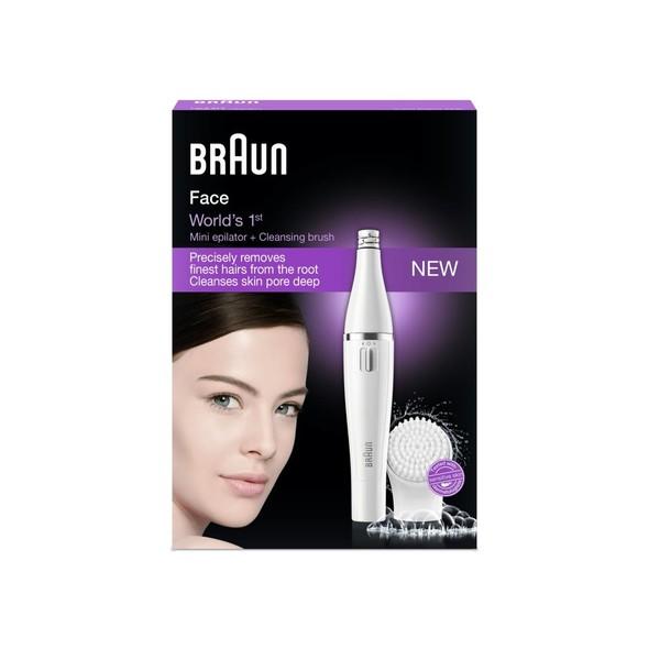 Braun Face 810 epilátor na obličej