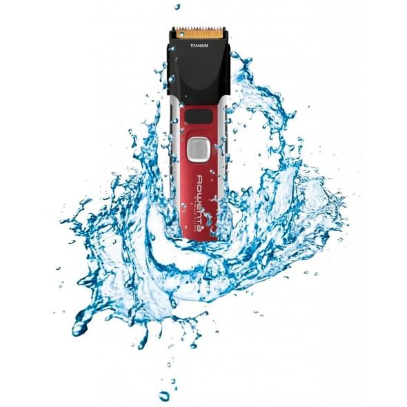 Rowenta TN3310D4 Structure wet&dry zastřihovač vousů