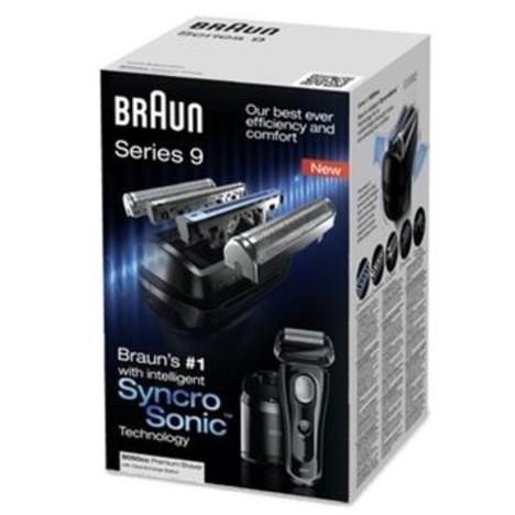 Braun Series 9 9050cc holicí strojek - POŠKOZENÝ OBAL