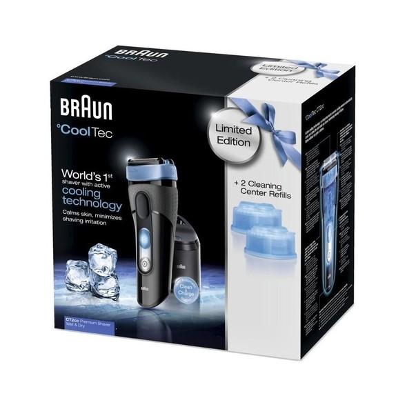 Braun CoolTec CT2 CC Wet&Dry + CCR2