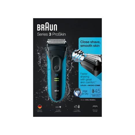 Braun Series 3-3045s Wet&Dry holicí strojek