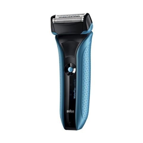 Braun WaterFlex WF2s holicí strojek Wet&Dry + gel na holení Gillette