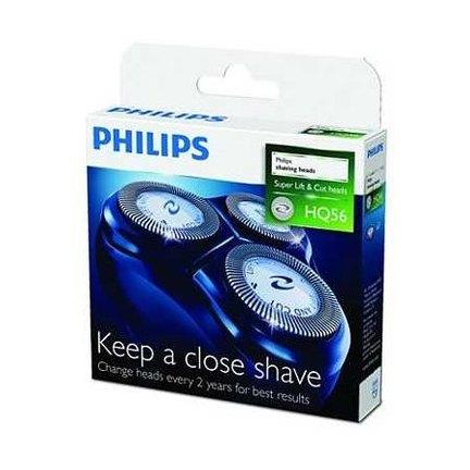 Philips holicí frézky HQ56/50, 3 ks - ROZBALENÉ