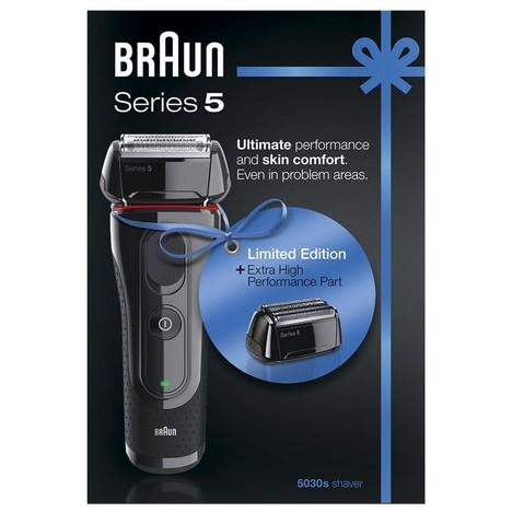 Braun Series 5-5030s holicí strojek + 52B náhradní planžeta