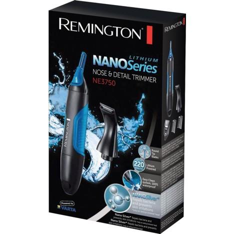 Remington NE3750 Lithium Powered hygienický zastřihovač pro uši a nos - POUŽITÉ