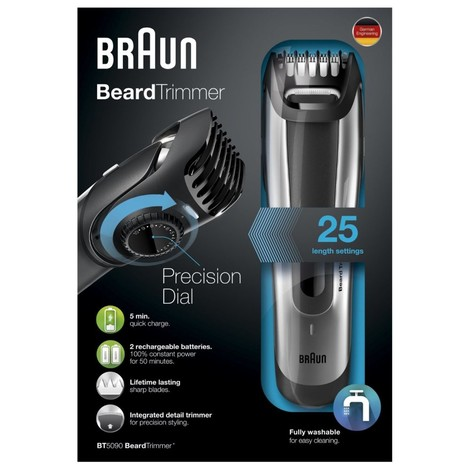 Braun BT5090 zastřihovač víceúčelový