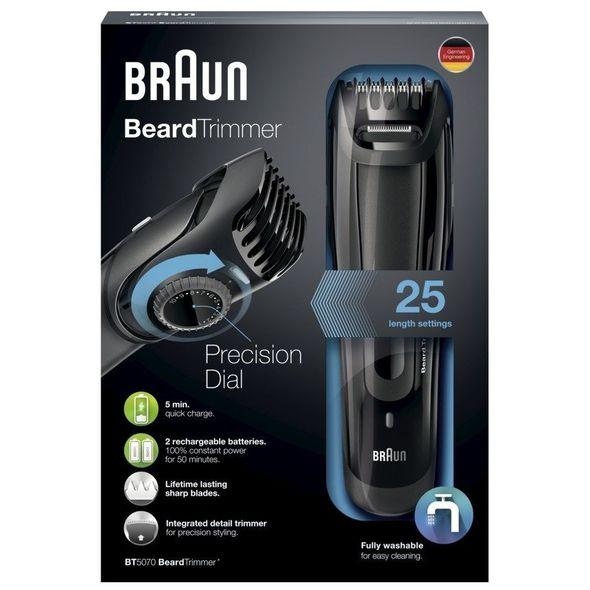 Braun BT5070 zastřihovač víceúčelový