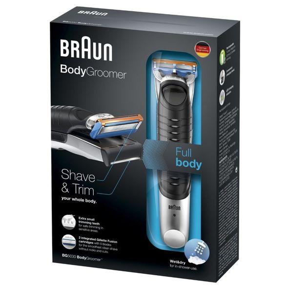 Braun Body Groomer BG5030 zastřihovač chloupků