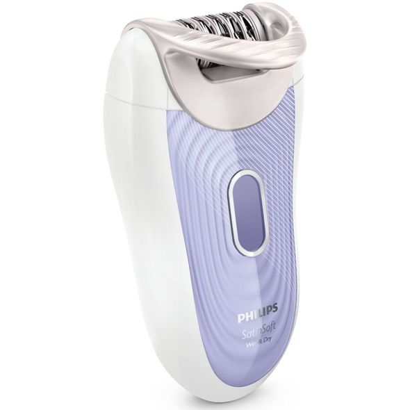 Philips SatinSoft HP6523/02 Wet&Dry epilátor