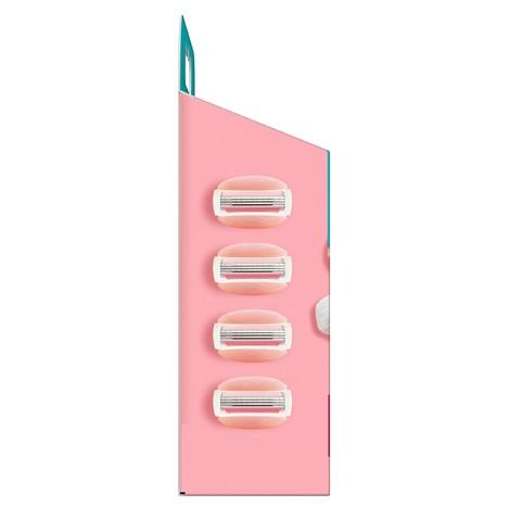 Gillette Venus Spa Breeze náhradní hlavice 4 ks