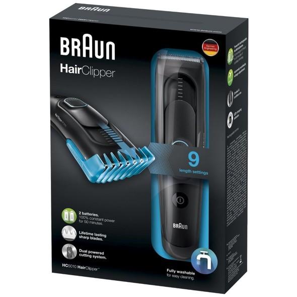 Braun HC5010 HairClipper zastřihovač vlasů