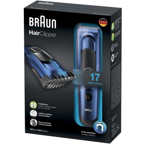 Braun HC5030 zastřihovač vlasů