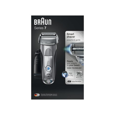 Braun Series 7 7899cc Wet&Dry holicí strojek