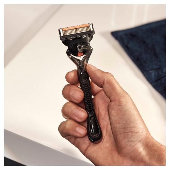 Gillette Fusion ProGlide FlexBall holicí strojek + 10 hlavic