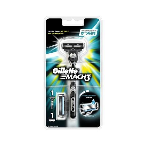Gillette Mach3 holicí strojek