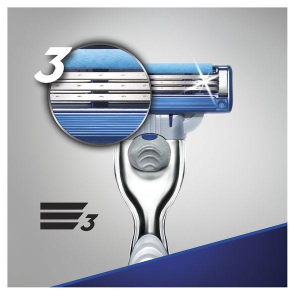 Gillette Mach 3 Turbo holicí strojek