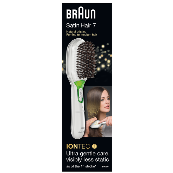 Braun Satin Hair 7 BR 750  IONTEC kartáč na vlasy