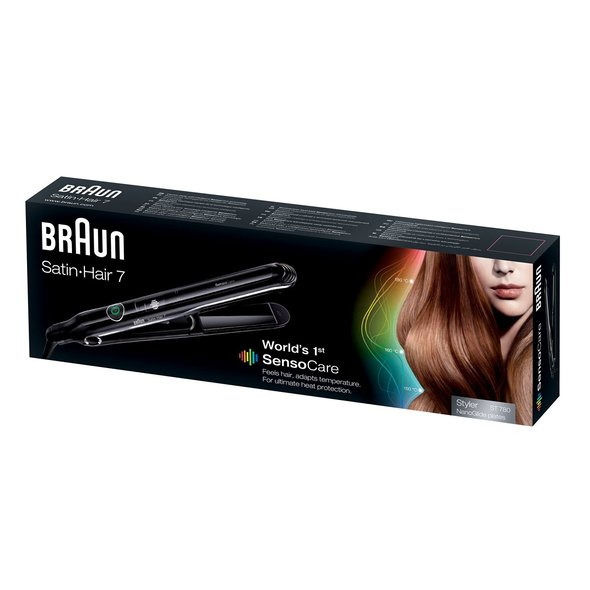 Braun Satin Hair 7 SensoCare Styler ST780 žehlička na vlasy