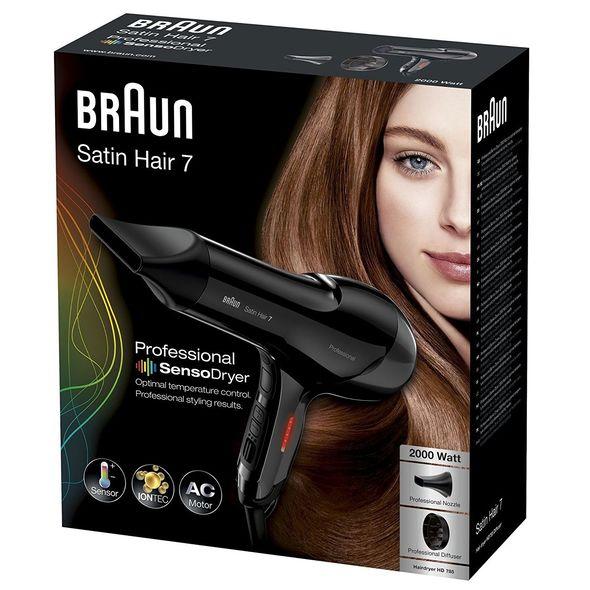 Braun Satin Hair 7 Professional SensoDryer HD785 fén na vlasy