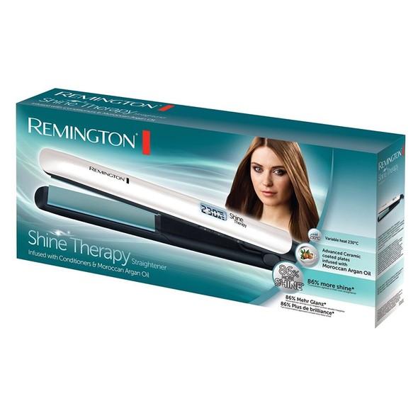 Remington Shine Therapy S8500 žehlička na vlasy