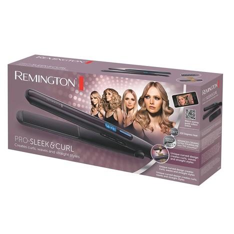 Remington Pro-Sleek&Curl S6505 žehlička na vlasy