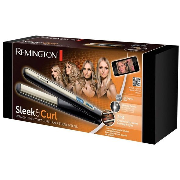 Remington Sleek&Curl S6500 žehlička na vlasy