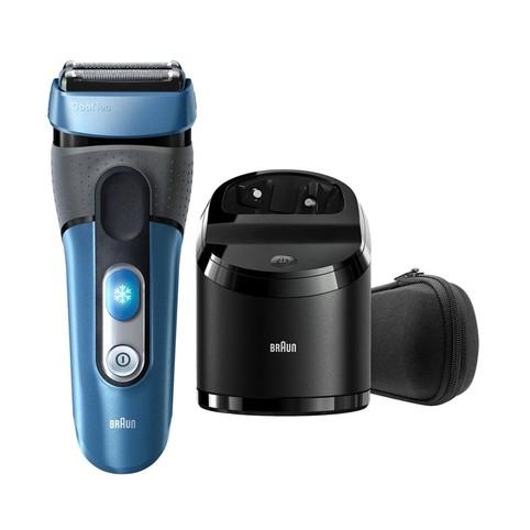 Braun CoolTec CT4cc Wet&Dry holicí strojek