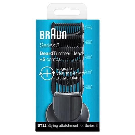 Braun Series 3 BT32 zastřihovací hlavice s hřebeny