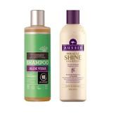 Šampony a kondicionéry
