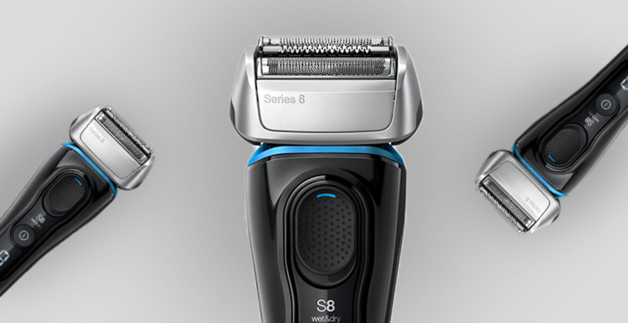 Braun Series 8
