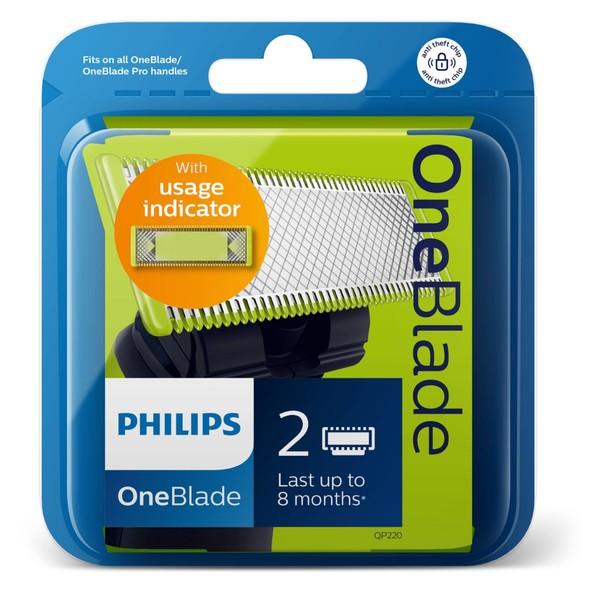 Philips OneBlade náhradní břity QP220/55