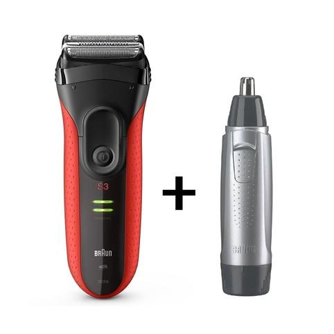 Braun Series 3 3030s + hygienický zastřihovač EN10