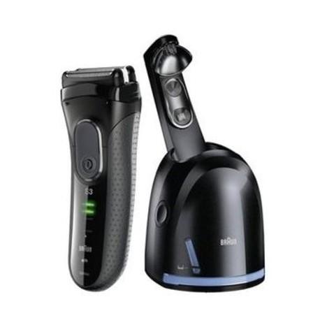 Braun Series 3-3050cc Clean&Charge holicí strojek - ZÁNOVNÍ