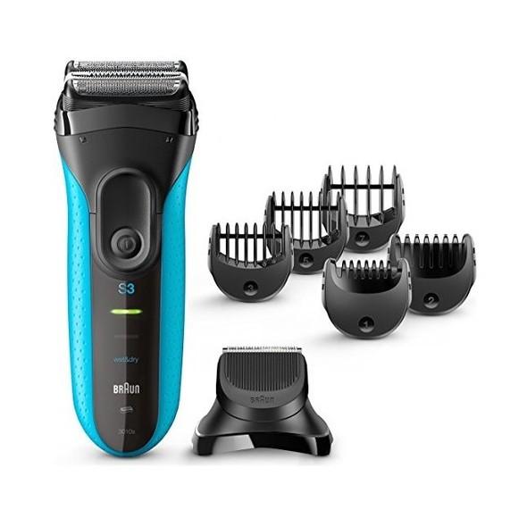 Braun Series 3 3010BT Wet&Dry holicí strojek