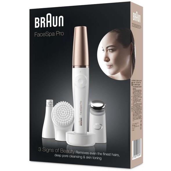 Braun FaceSpa Pro 911 epilátor na obličej