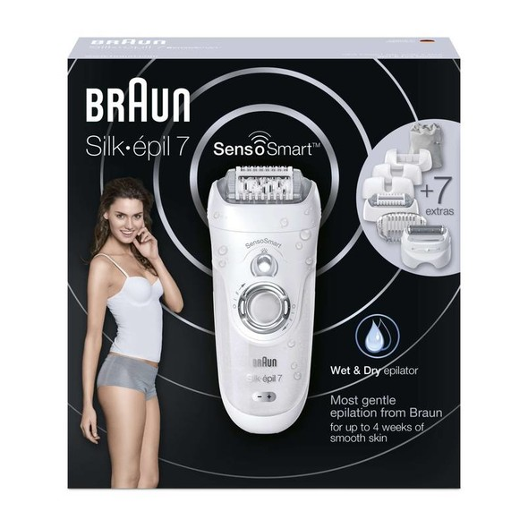 Braun Silk épil 7-880 SensoSmart epilátor