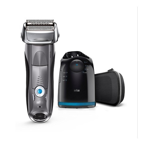 Braun Series 7 7850cc Wet&Dry holicí strojek