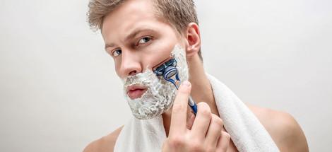 Jak se správně holit žiletkou?