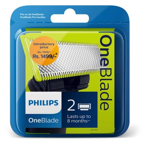 Philips OneBlade náhradní břity QP220/50